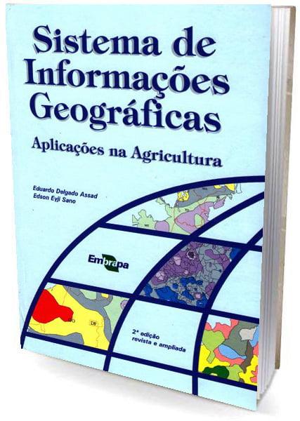 Livro Sistema de Informações Geográficas