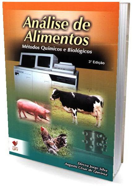 Livro Análise de Alimentos - Métodos Químicos e Biológicos