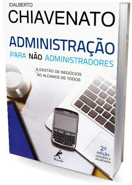 Livro Administração para não Administradores