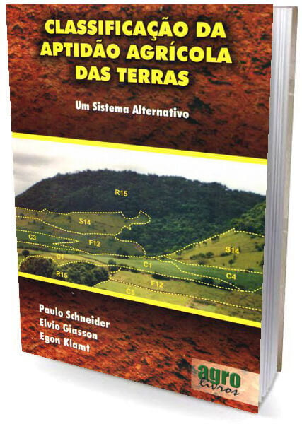 Livro - Classificação da Aptidão Agrícola das Terras - Um Sistema alternativo