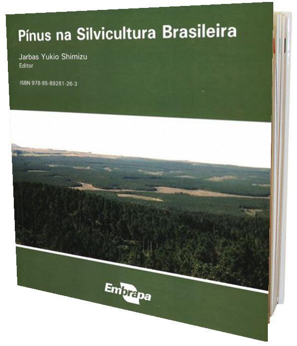 Livro Pínus na Silvicultura Brasileira