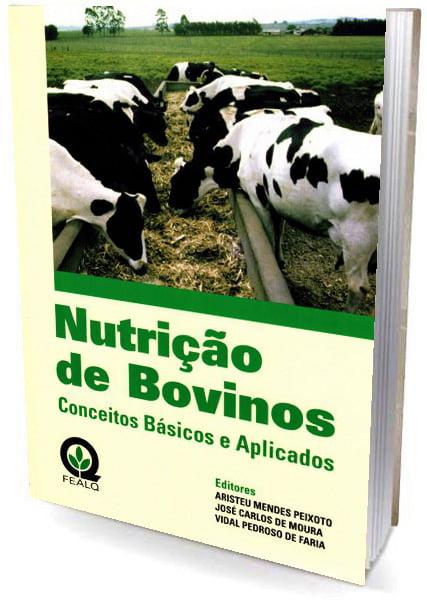 Livro Nutrição de Bovinos - Conceitos Básicos e Aplicados