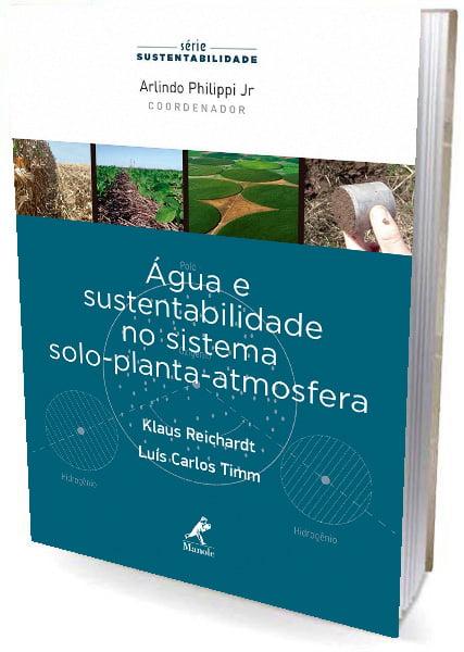 Livro - Água e Sustentabilidade no sistema Solo-planta-atmosfera