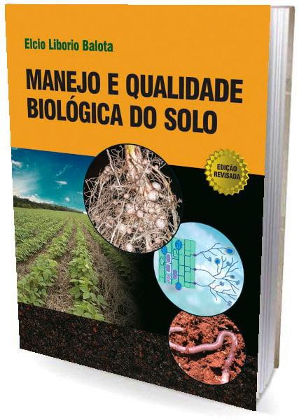 Livro - Manejo e Qualidade Biológica do Solo