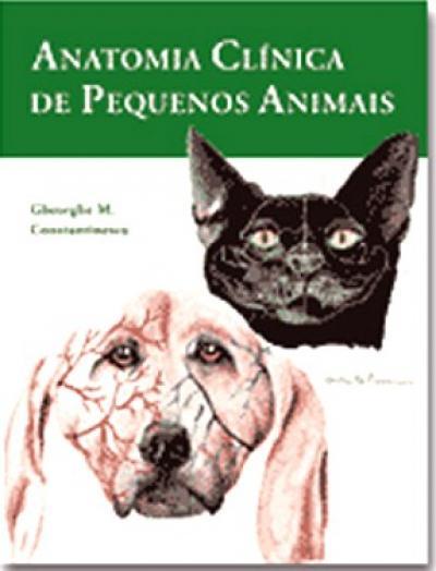 Livro Anatomia Clínica de Pequenos Animais
