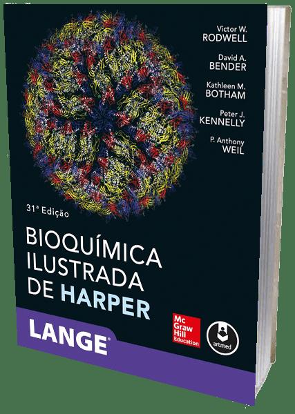 Livro - Bioquímica Ilustrada de Harper