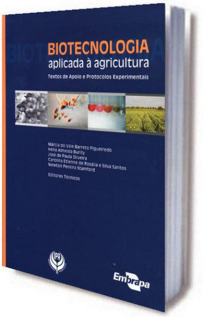 Livro Biotecnologia Aplicada à Agricultura