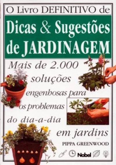 Livro Dicas & Sugestões de Jardinagem