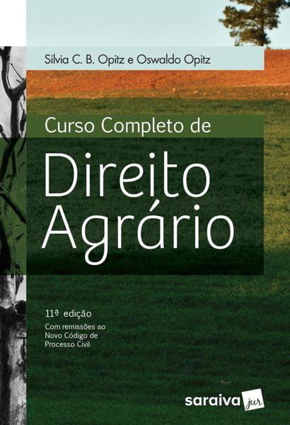 Livro - Curso Completo de Direito Agrário