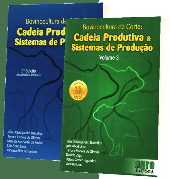 Livro - Bovinocultura de Corte (2 Volumes)