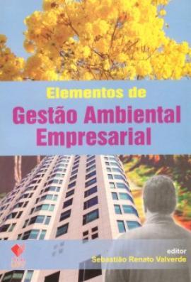 Livro Elementos de Gestão Ambiental Empresarial