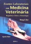 Livro Exames Laboratoriais em Medicina Veterinária