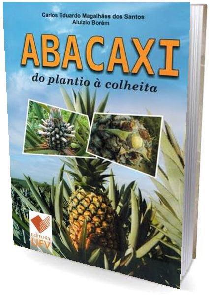 Livro - Abacaxi - do plantio à colheita