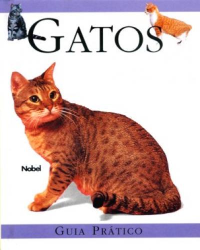 Livro Gatos - Guia Prático