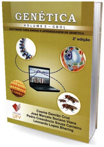 Genética (Vol. 2) GBOL - Software para Ensino e Aprendizagem de Genética