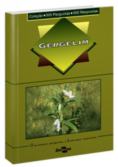 Livro Gergelim - 500 perguntas / 500 respostas