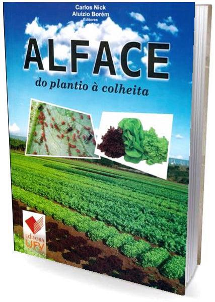 Livro - Alface - do plantio à colheita