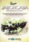 Livro Jaboticaba Instruções de Cultivos