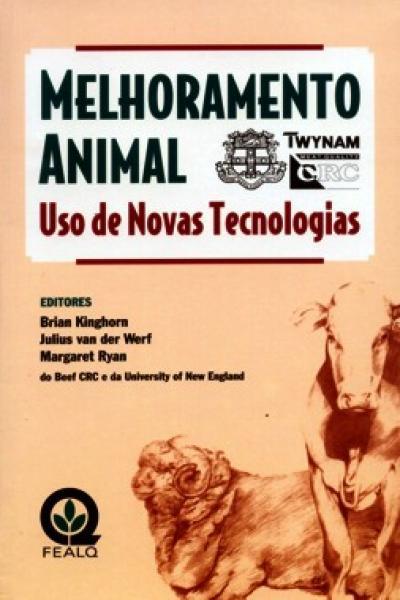 livro Melhoramento Animal - Uso de Novas Tecnologias