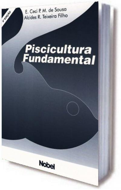 Livro Piscicultura Fundamental