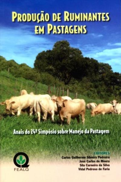 Livro Produção de Ruminantes em Pastagens
