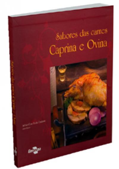 Livro Sabores das Carnes Caprina e Ovina