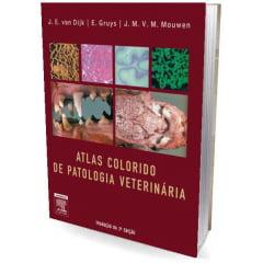 Livro Atlas Colorido de Patologia Veterinária