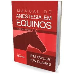 Livro - Manual de Anestesia em Equinos