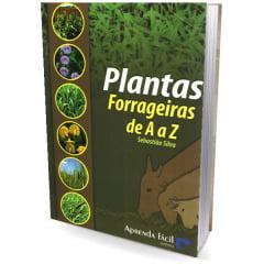 Livro - Plantas Forrageiras de A a Z