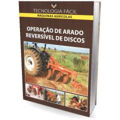 Livro Operação de Arado Reversível de Discos