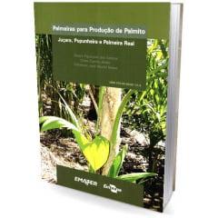 Livro Palmeiras para Produção de Palmito