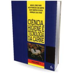 Livro Ciência, Higiene e Tecnologia da Carne  Volume I