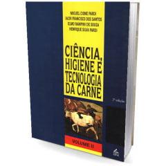 Livro - Ciência, Higiene e Tecnologia da Carne VOL II