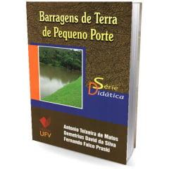 Livro Barragens de Terra de Pequeno Porte