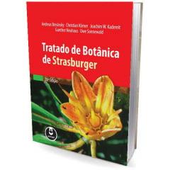 Livro - Tratado de Botânica de Strasurger