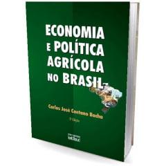 Livro - Economia e Politica Agrícola no Brasil