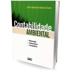 Livro - Contabilidade Ambiental - Mensuração, Evidenciação e Transparência