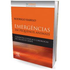Livro - Emergências de Pequenos Animais