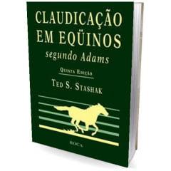 Livro - Claudicação em Equinos segundo Adams