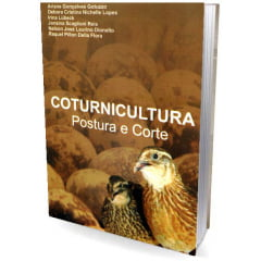 Livro - Coturnicultura - Postura e Corte