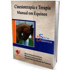 Livro - Cinesioterapia e Terapia - Manual de Equinos