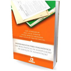 Livro - Instrumentos para Diagnóstico das Boas Práticas de Manipulação em Serviços de Alimentação
