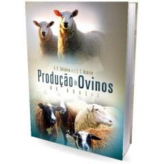 Livro - Produção de Ovinos no Brasil