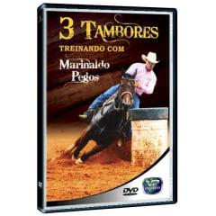 3 Tambores - Treinando com Marinaldo Pegos