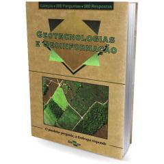 Livro Geotecnologias e Geoinformação - 500 Perguntas / 500 Respostas