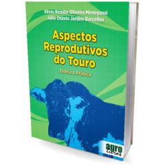 Livro - Aspectos Reprodutivos do Touro - Teoria e Prática