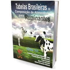 Livro - Tabelas Brasileiras de Composição de Alimentos para Ruminantes