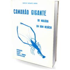 Livro - Camarão Gigante da Malásia - Um bom negócio