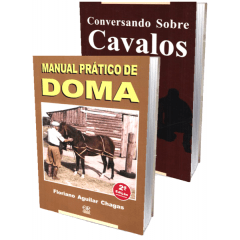 Manual Prático de Doma + Conversando Sobre Cavalos