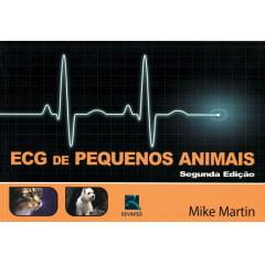 Livro Ecg de Pequenos Animais - 2° Edição